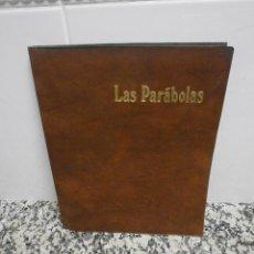 Fotografía antigua: 116 DIAPOSITIVAS LAS PARABOLAS.11 PARABOLAS DIFERENTES DIAPOSITIVAS CLARET. Lote 49671732