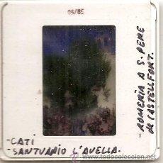 Fotografía antigua: CATÍ (CASTELLÓN). DIAPOSITIVA. AÑO 1982 APROX.. Lote 50367756