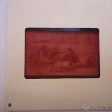 Fotografía antigua: OFICIAL ARCHIVO ORIGINAL DIAPOSITIVA DIBUJOS DEL PINTOR GOYA EN EL MUSEO DEL PRADO POR SANZ VEGA . Lote 51340620