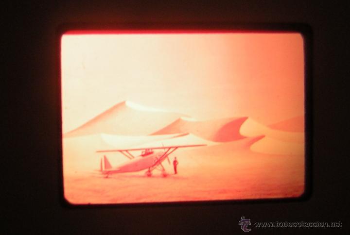 Fotografía antigua: LOTE DE 103 DIAPOSITIVAS EL PRINCIPITO - 2 CAPITULOS 103 FOTOGRAMAS - CLARET - GALLIMARD 1946 - Foto 10 - 52879396
