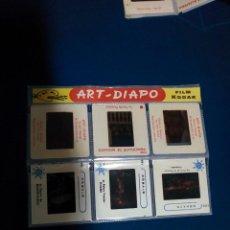 Fotografía antigua: 6 ANTIGUAS DIAOSITIVAS DE MONACO, EDITA ART-DIAPO. Lote 58153144
