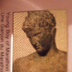 Fotografía antigua: DIAPOSITIVA KODAK - HERMES - MUSEO DE ARTE NAURAL -. Lote 58482282