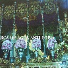 Fotografía antigua: SEMANA SANTA MÁLAGA. VIRGEN. PRINCIPIOS DE LOS AÑOS 80. CLICHÉ-NEGATIVO ORIGINAL.. Lote 59783052