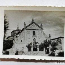 Fotografía antigua: ANTIGUA FOTO DE CALAHORRA -LA RIOJA- 9X7CM. Lote 63407536