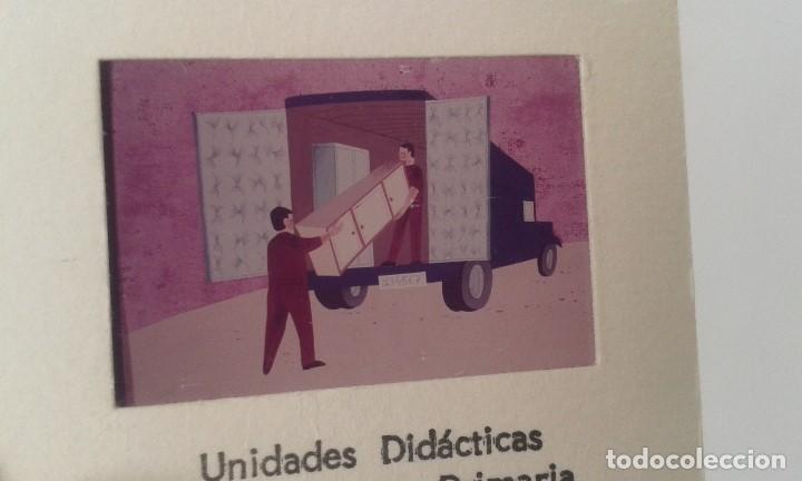 Fotografía antigua: LA CASA - 12 diapositivas y estuche - ilustraciones de época - 1967 - Ver fotos - Foto 5 - 66533986