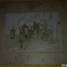 Fotografía antigua: ANTIGUA FOTOGRAFIA A IDENTIFICAR. Lote 66754135