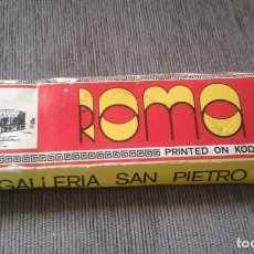 Fotografía antigua: 60 DIAPOSITIVAS DE ROMA ( ITALIA ) -- AÑOS 70 -- VER FOTOS --. Lote 67360925
