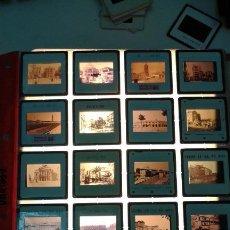 Fotografía antigua: 20 DIAPOSITIVAS DE IMAGENES ANTIGUAS DE CASTELLON. Lote 172096082