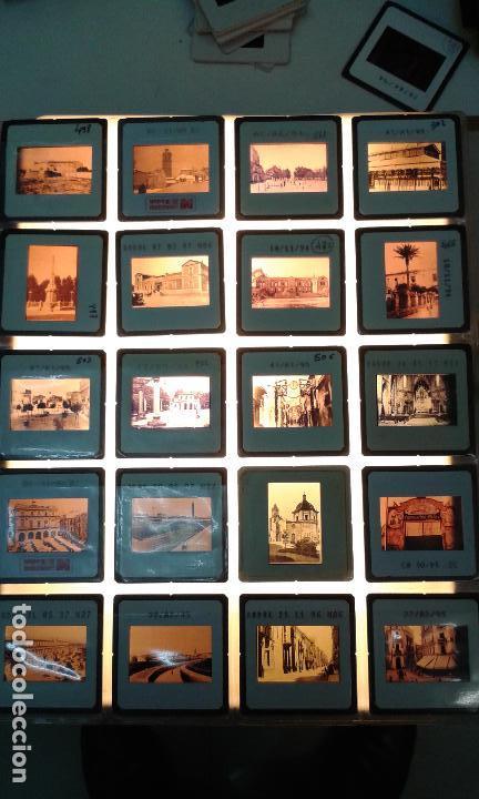 20 DIAPOSITIVAS DE IMAGENES ANTIGUAS DE CASTELLON (Fotografía Antigua - Diapositivas)