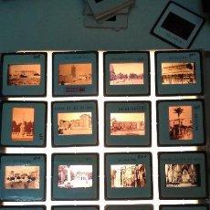 Fotografía antigua: 20 DIAPOSITIVAS DE IMAGENES ANTIGUAS DE CASTELLON. Lote 172096004