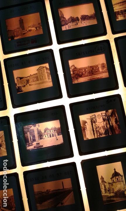 Fotografía antigua: 20 DIAPOSITIVAS DE IMAGENES ANTIGUAS DE CASTELLON - Foto 2 - 172096004