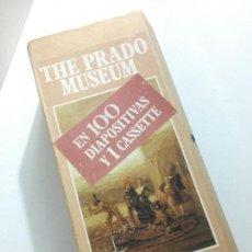 Fotografía antigua: MUSEO DEL PRADO. 100 DIAPOSITIVAS. MINISTERIO DE CULTURA DE ESPAÑA. BUEN ESTADO.. Lote 79736417