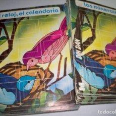 Fotografía antigua: COLECCION DIN DAN DIAPOSITIVAS DIDACTICAS LA MURALLA 1981. Lote 82936780