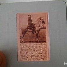 Fotografía antigua: DIAPOSITIVA MILITAR ESPAÑA SIGLO XIX. CARLOS VII DE BORBON.. Lote 83600256