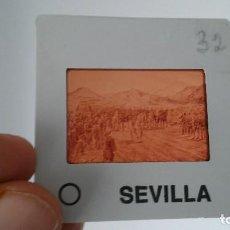 Fotografía antigua: DIAPOSITIVA MILITAR ESPAÑAI SIGLO XIX. REUNION DE OFICIALES.GUERRA CARLISTA.. Lote 83600728