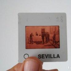 Fotografía antigua: DIAPOSITIVA MILITAR ESPAÑA SIGLO XIX. CARLOS VII DE BORBON.. Lote 83602384