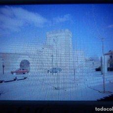 Fotografía antigua: DIAPOSITIVA - FILMINA - 35 MM - MONTADA EN MARCO PROFESIONAL - ALCALA DE HENARES - PORTILLO MURALLA. Lote 84468076