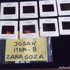 Fotografía antigua: DIAPOSITIVAS-DIAPOSITIVAS 2-ZARAGOZA-JOSAN. Lote 87559992