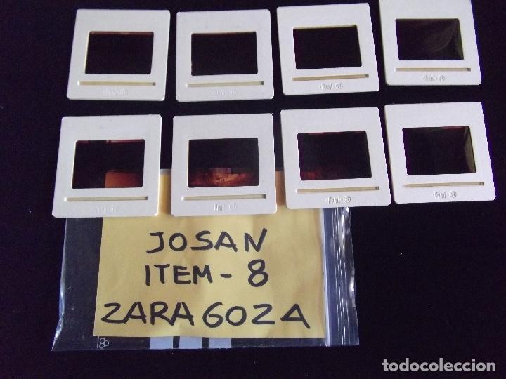 Fotografía antigua: DIAPOSITIVAS-DIAPOSITIVAS 2-ZARAGOZA-JOSAN - Foto 2 - 87559992