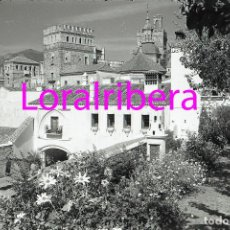 Fotografía antigua: NEGATIVO ESPAÑA CÁCERES GUADALUPE MONASTERIO 1970 KODAK 35MM NEGATIVE SPAIN PHOTO FOTO. Lote 91700325