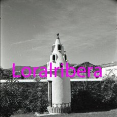 Fotografía antigua: NEGATIVO ESPAÑA CÁCERES GUADALUPE PARADOR 1970 KODAK 35MM NEGATIVE SPAIN PHOTO FOTO. Lote 91701005