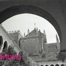 Fotografía antigua: NEGATIVO ESPAÑA CÁCERES GUADALUPE MONASTERIO 1970 KODAK 35MM NEGATIVE SPAIN PHOTO FOTO. Lote 91911335