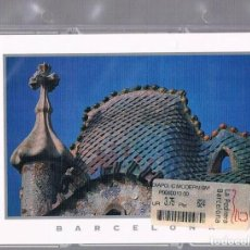 Fotografía antigua: LOTE 6 DIAPOSITIVAS BARCELONA COLECCIO MODERNISME GAUDI SERIE C. Lote 94302326