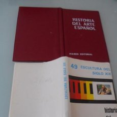 Fotografía antigua: 32 DIAPOSITIVAS ESCULTURA SIGLO XIX HISTORIA DEL ARTE ESPAÑOL HIARES CARPETA PLASTIFICADA. Lote 94583455