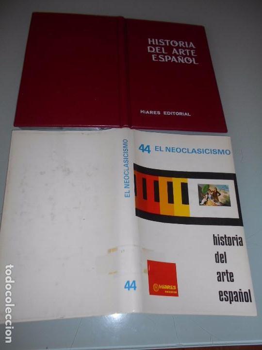 EL NEOCLASICISMO 32 DIAPOSITIVAS HISTORIA DEL ARTE ESPAÑOL CARPETA PLASTIFICADA (Fotografía Antigua - Diapositivas)