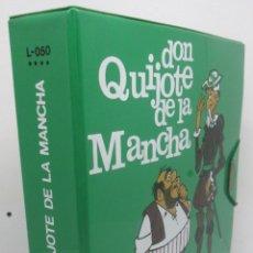 Fotografía antigua: COLECCIÓN COMPLETA 361 DIAPOSITIVAS DON QUIJOTE DE LA MANCHA , DIDACSON SERIE LITERATURA. Lote 94985715