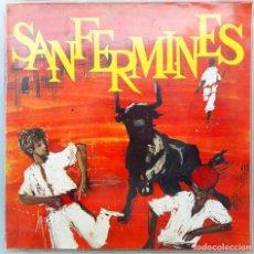 Fotografía antigua: SAN FERMINES AÑO 1965. Lote 95884443