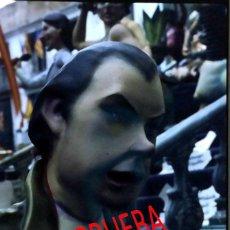 Fotografía antigua: VALENCIA FALLAS.DIAPOSITIVA DE LA FALLA DEL PILAR . BERTIN OSBORNE . 1984. Lote 100654507