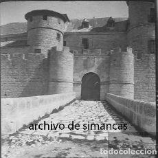 Fotografía antigua: AÑO 1924 - ARCHIVO DE SIMANCAS, VALLADOLID - NEGATIVO DE FOTOGRAFÍA - CASTILLA LEÓN. Lote 101417055