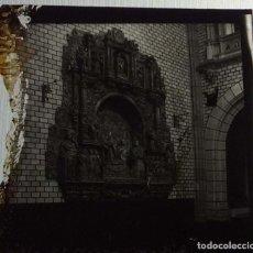 Fotografía antigua: AÑO 1926 - CAPILLA DEL OBISPO, MADRID - FOTOGRAFÍA ORIGINAL E INÉDITA - IGLESIA. Lote 102082507