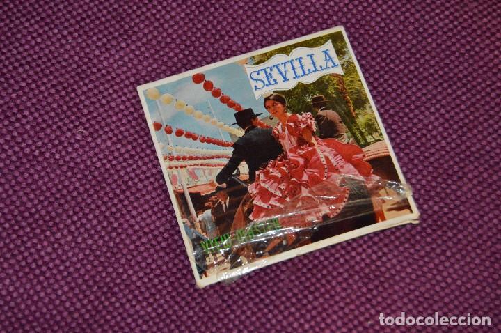 VINTAGE - SET DIAPOSITIVAS VIEW MASTER - C243S - 3 DISCOS - SEVILLA - MUY BUEN ESTADO - HAZ OFERTA (Fotografía Antigua - Diapositivas)