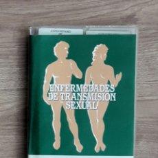 Fotografía antigua: ENFERMEDADES TRANSMISIÓN SEXUAL. 24 DIAPOSITIVAS EXPLICADAS EN SU ARCHIVADOR. ANTERIOR AL SIDA.. Lote 109077722