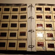 Fotografía antigua: ALBUM DIAPOSITIVAS COMPLEMENTOS DIDACTICOS 200 UNIDADES. Lote 113966263