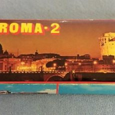 Fotografía antigua: 60 DIAPOSITIVAS DE ROMA SOUVENIR ROMA Nº 2 COLOR SLIDES KODAK FILM MUY BUEN ESTADO ORIGINALES. Lote 117045783