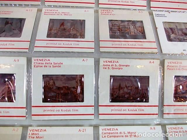 Fotografía antigua: Antiguas diapositivas de Venecia. - Foto 3 - 118440931