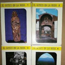 Fotografía antigua: EL GOTICO EN LA RIOJA AÑO 1982. Lote 120366651