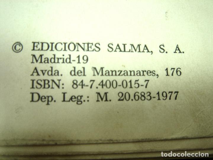 Fotografía antigua: IMPRESIONANTES 220x FOTOGRAFIA MICROSCOPICA DIAPOSITIVAS- CIENCIAS NATURALES SALMA 1977- DIAPOSITIVA - Foto 17 - 127802635
