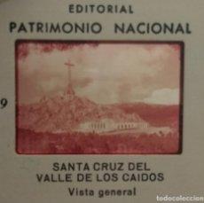 Fotografía antigua: SANTQ CRUZ VALLE DE LOS CAIDOS PATRIMONIO NACIONAL. Lote 128096767