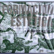 Fotografía antigua: FORMACIÓN ESTÉTICA J.A. LONGOBARDO/M.C. POLANCO CARPETA 2 (240 DIAPOSITIVAS). Lote 128882079