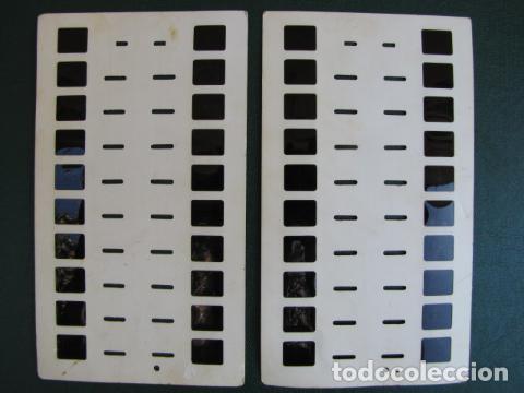 Fotografía antigua: 20 diapositivas esteroscopio Lourdes - Foto 4 - 128964959