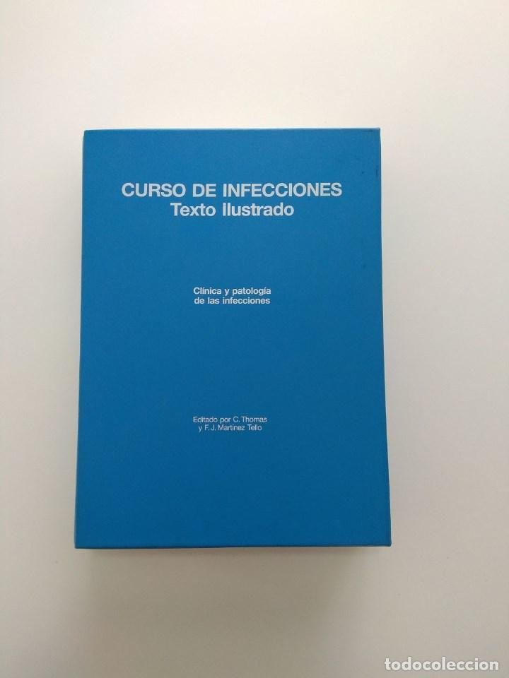 Fotografía antigua: Diapositivas CURSO DE INFECCIONES, medicina. - Foto 2 - 132020882