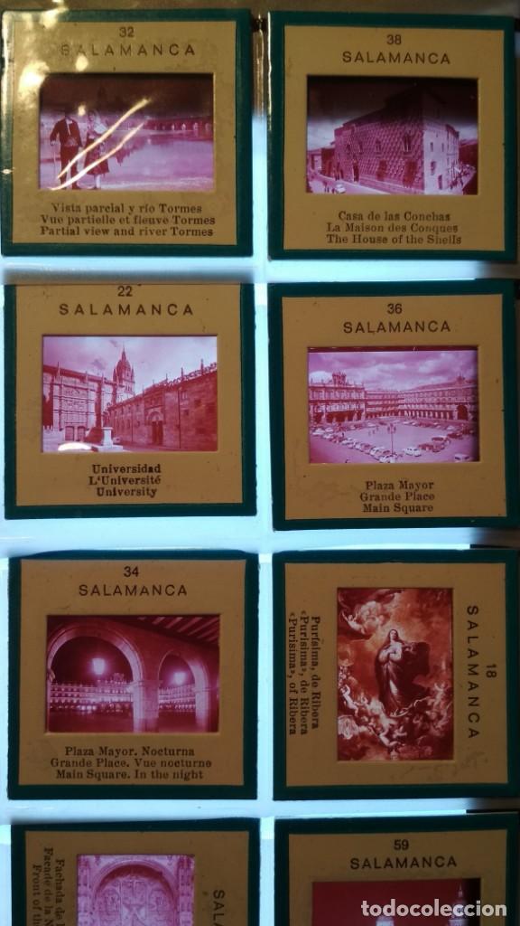 Fotografía antigua: LOTE DE DIAPOSITIVAS TURISTICAS SALAMANCA VER FOTOS - Foto 3 - 132528878