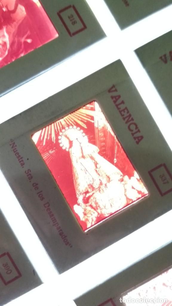Fotografía antigua: LOTE DE DIAPOSITIVAS TURISTICAS VALENCIA VER FOTOS - Foto 2 - 132947510