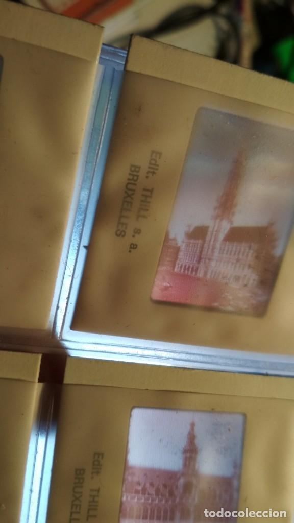 Fotografía antigua: LOTE DE DIAPOSITIVAS TURISTICAS BRUSELAS VER FOTOS - Foto 5 - 132948930