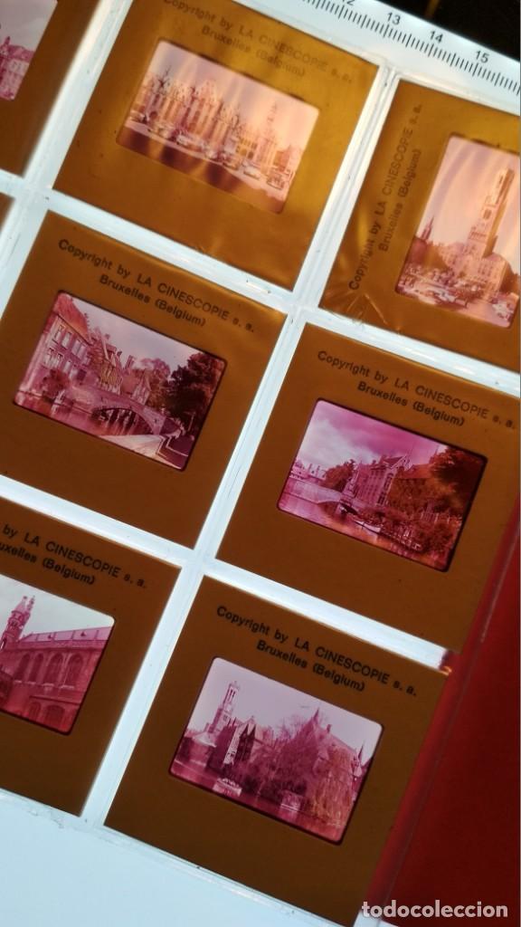 Fotografía antigua: LOTE DE DIAPOSITIVAS TURISTICAS BRUSELAS VER FOTOS - Foto 6 - 132948930