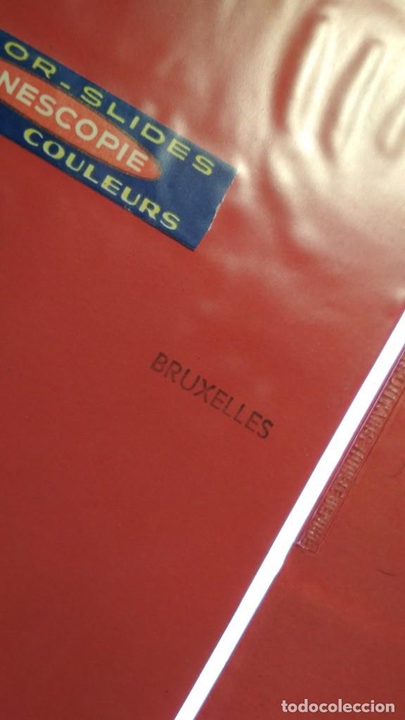 Fotografía antigua: LOTE DE DIAPOSITIVAS TURISTICAS BRUSELAS VER FOTOS - Foto 12 - 132948930